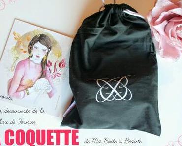 [MBAB] A la découverte de La Coquette de février...