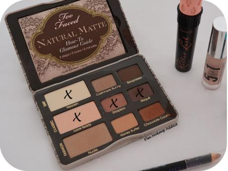 Makeup Ready To Go Natural Matte Too Faced 4