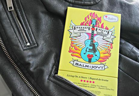 Balm Jovi la palette des rockstars