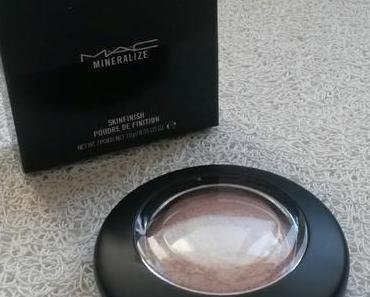 ★☆ MAC Mineralize SkinFinish Soft & Gentle ☆★