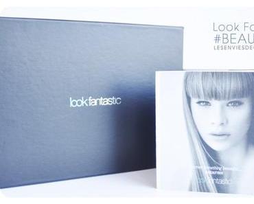 La #beautybox par Lookfantastic