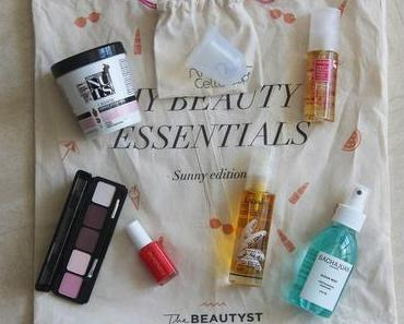 My Beauty Essentials, Sunny edition par Thebeautyst