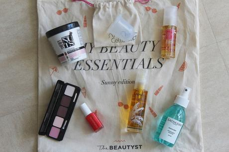 My Beauty Essentials, Sunny edition par Thebeautyst