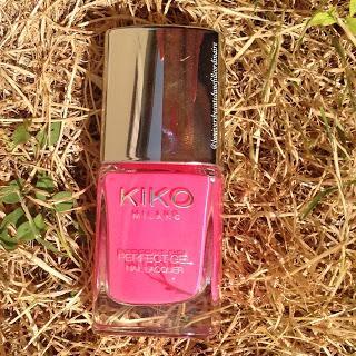 ♥ Des vernis colorés pour l'été (Kiko, Hema, Essie, ILNP) ♥