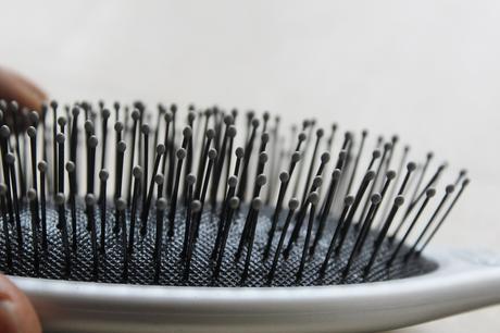 The Wet Brush : Et sur les cheveux crépus alors ?