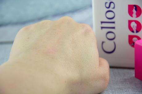 Le lait nettoyant et adoucissant Collosol