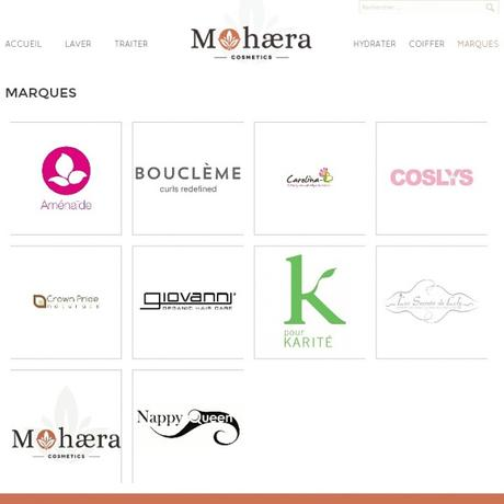 ⚪Mohaera.com: coaching cheveux, produits bio,  produits naturels⚪