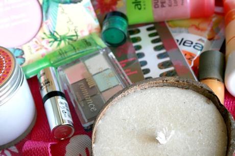 L'Été entre blogueuses – Mon SWAP avec Laureabeauty