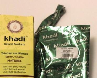 Henné neutre Khadi – Mon avis négatif
