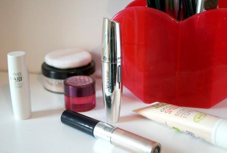 [Month Make Up Fever] Ma routine makeup minimaliste, sans pinceau !