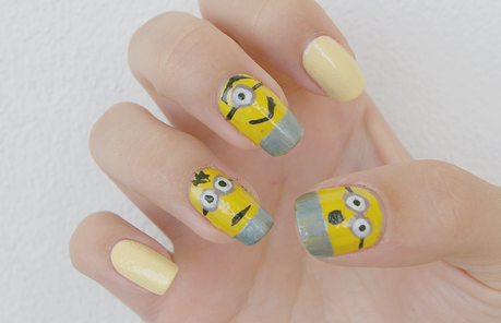 Minions and bananas