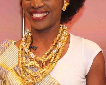 La tenue de mariage Akan – Kitoko ya Afrika
