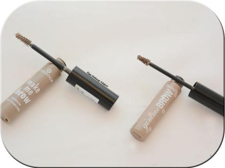 Gimme Brow Benefit vs. Make Me Brow Essence 5