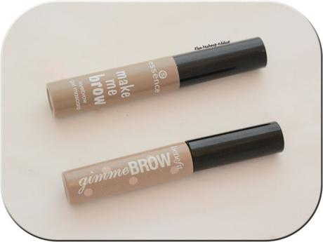 Gimme Brow Benefit vs. Make Me Brow Essence 2