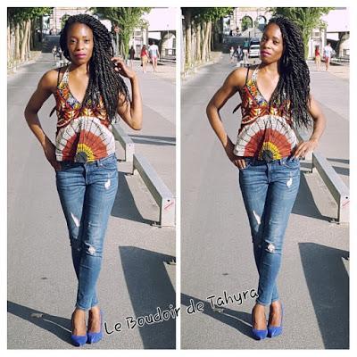 #Look africa