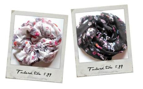 foulards hm