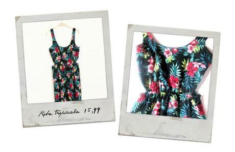 robe tropicale jennyfer
