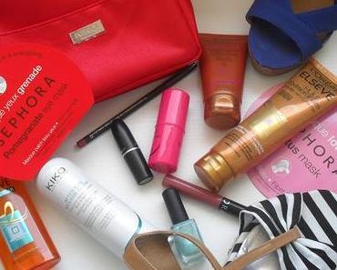 Haul beauté de Juin ❤ Kiko, Sephora, L'Oréal Paris,Mac, Lidl