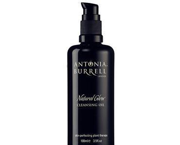 J'ai testé pour vous l'huile nettoyante Natural Glow d'Antonia Burrell