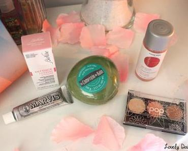 La Birchbox de Juillet : Sunset Lovers