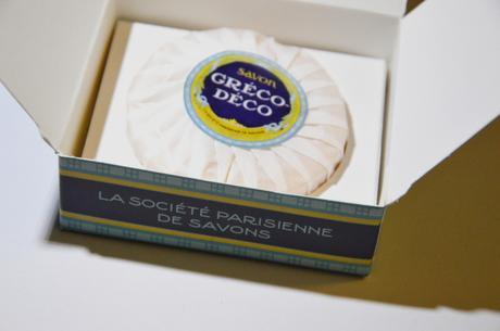 Savon Invité (Greco-Deco) // La Société Parisienne de Savon