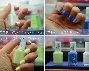 Essie – Collection Eté 2015 : Peach Side Babe