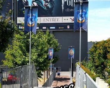 Ce jour où j'ai pu vivre mon rêve : Ma visite de l'expo Harry Potter