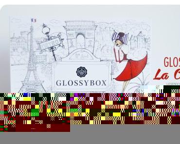 Glossybox La Coquette #juillet2015