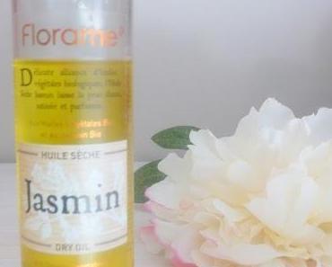 L' Huile sèche Jasmin de Florame : un concentré de nutrition et de sensualité