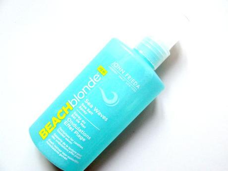 beach blonde john frieda
