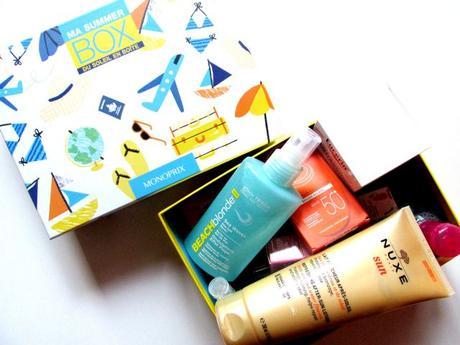 monoprix summer box