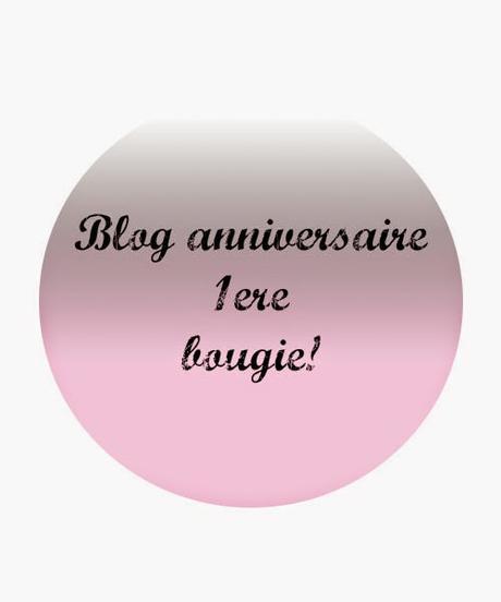 Blog anniversaire 22 mars, 1ère bougie!