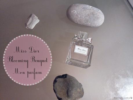 Miss Dior Blooming Bouquet mon parfum