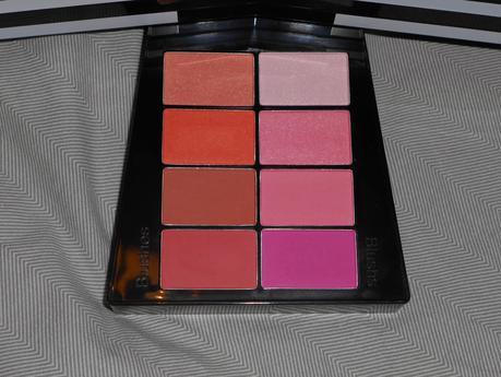 Première impression, la palette Color Festival de chez Sephora