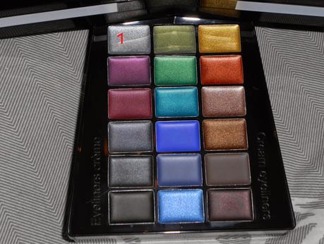 Maquillage de fête avec la palette Sephora Color Festival