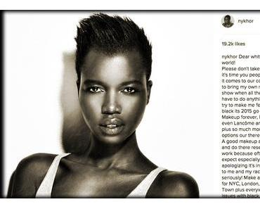 Le coup de gueule du Top Model Nykhor Paul