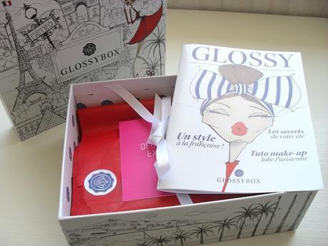 Glossybox de Juillet
