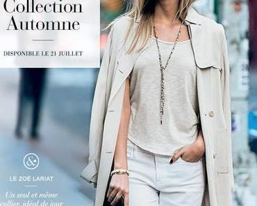Wishlist nouvelle collection automne Stella & Dot + concours