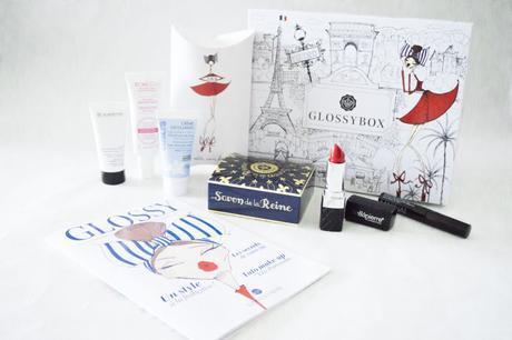 glossybox juillet 2