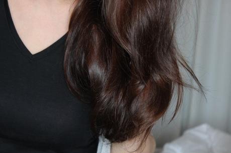 cheveux de coté auburn
