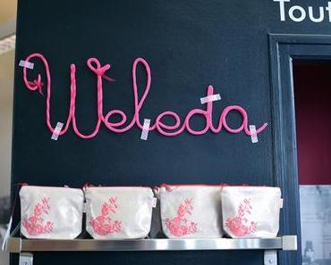 Un soirée beauté avec le Weleda Bioty Tour