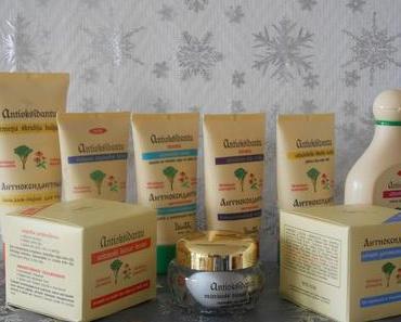 En savoir plus sur la gamme Antioksidantu (Antioxydante) de chez Dzintars : interview de la responsable formation de la marque, par Baltic Nature