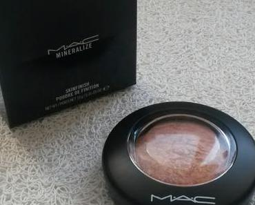 ★☆ MAC Mineralize SkinFinish Cheeky Bronze ☆★