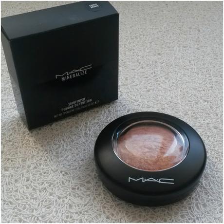 ★☆ MAC Mineralize SkinFinish Cheeky Bronze ☆★