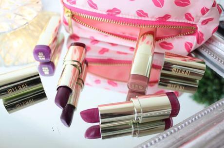 Rouges à lèvres Milani & nouvelle collection matte