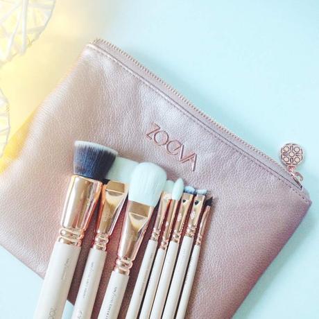 Rose Golden ♥ Zoeva Cosmetics