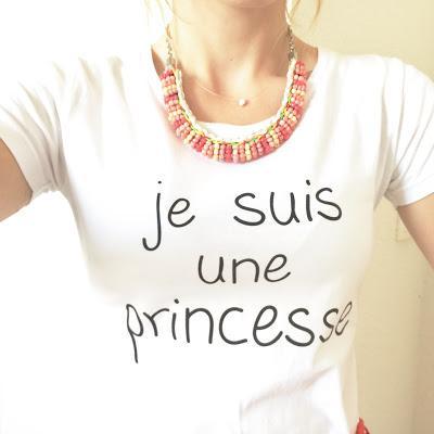 Look du jour je suis une princesse - Je suis une fee du logis ...