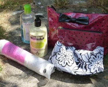 ♥ Dans ma vanity pour les vacances ... PARTIE II ♥