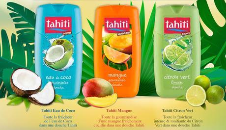 Les Gels Douche Tahiti transportent au Paradis