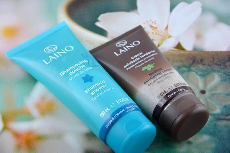 Une peau douce et propre avec Laino